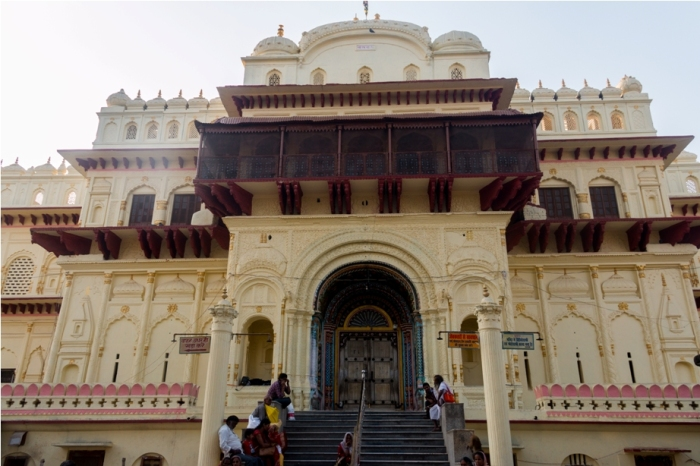 Shri Ram Janmbhoomi Ayodhya Diwali Kanak Mahal (2)
