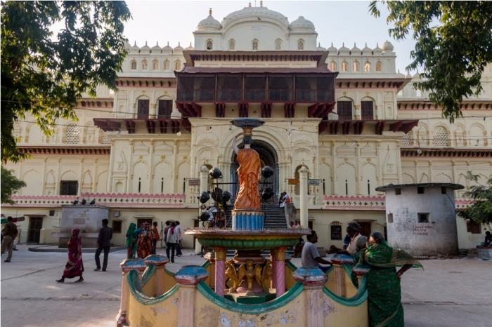 Shri Ram Janmbhoomi Ayodhya Diwali Kanak Mahal