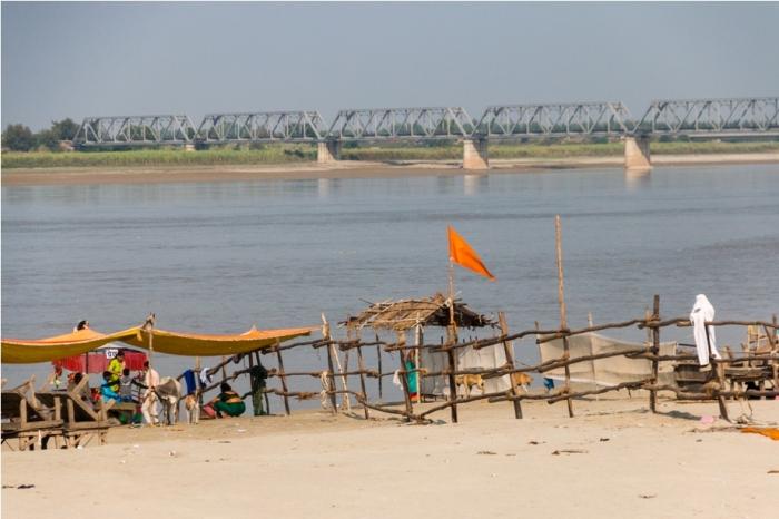 Shri Ram Janmbhoomi Ayodhya Diwali Sarayu river ghat (3)