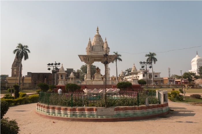 Shri Ram Janmbhoomi Ayodhya Diwali Sarayu river ghat (4)