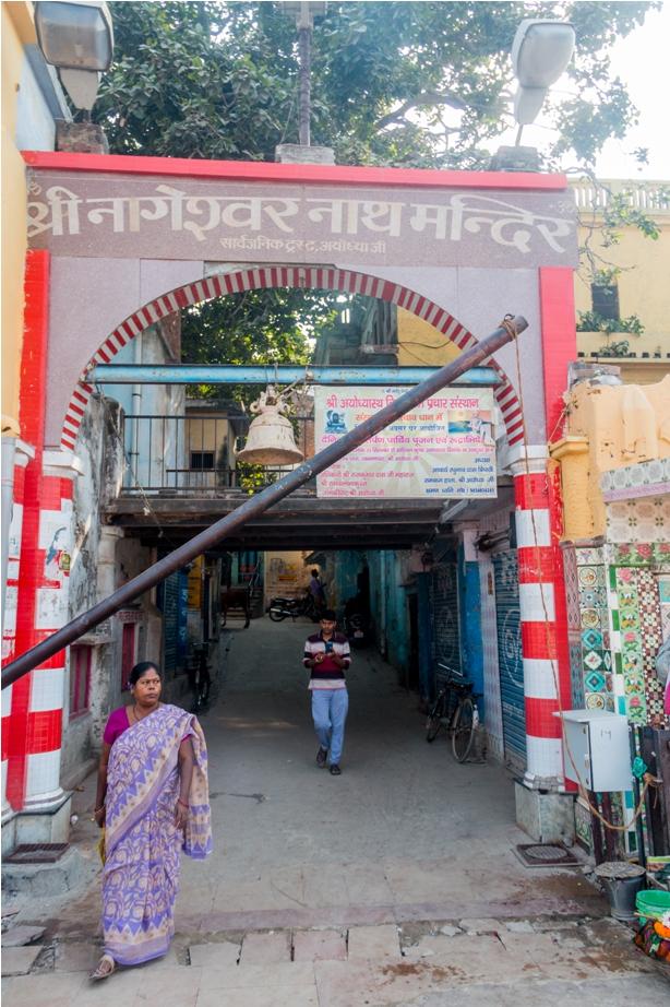 Shri Ram Janmbhoomi Ayodhya Diwali Shri Nageshwarnath Mandir