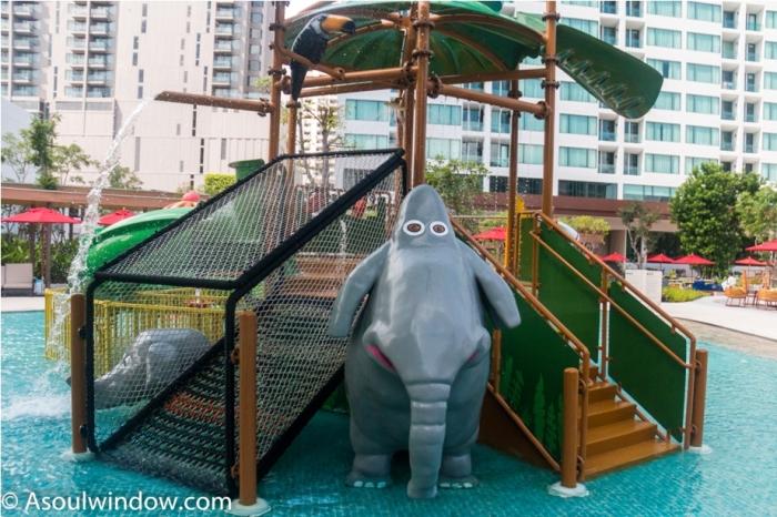 Amari Ocean Tower Pattaya Thailand Resort Hotel (21)