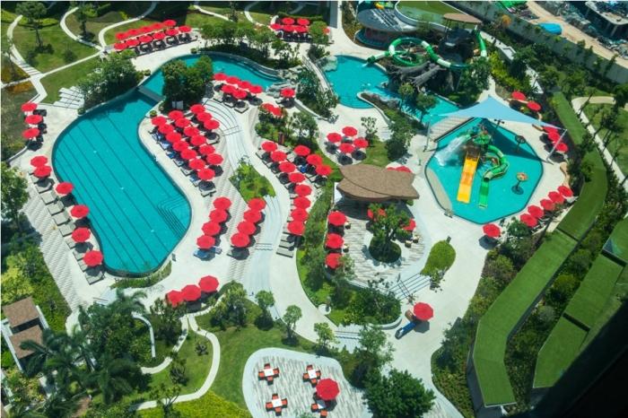 Amari Ocean Tower Pattaya Thailand Resort Hotel (8)