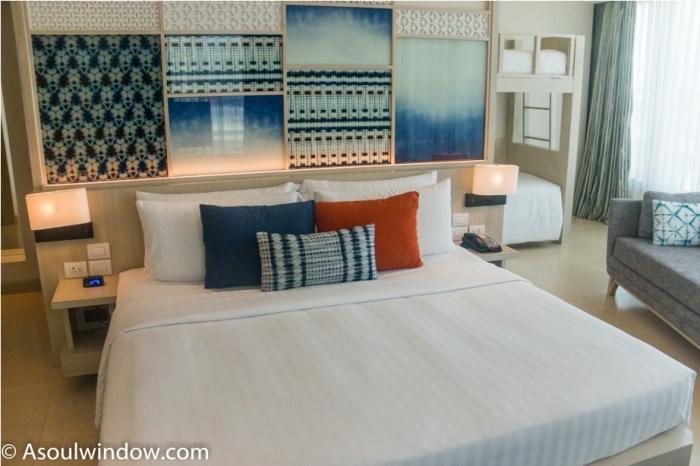 Amari Ocean Tower Pattaya Thailand Resort Hotel (9)