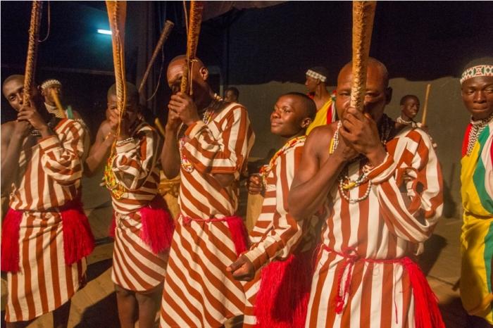 Masai Tribe Dance Uganda Africa (20)