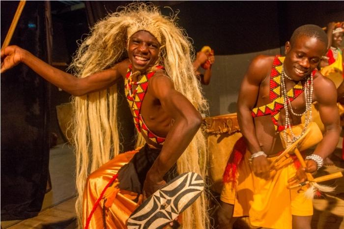 Masai Tribe Dance Uganda Africa (21)