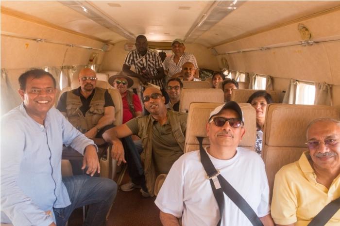 MI 17 Rusian helicopter Bahubali Uganda Africa (10)