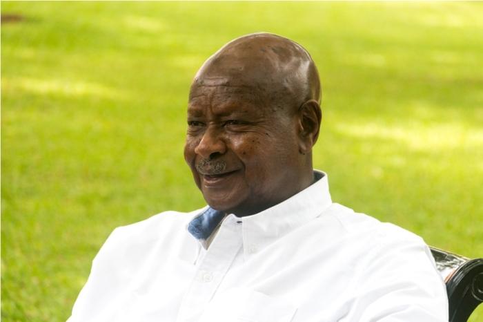President Uganda Mr Yoweri Kaguta Museveni Africa (22)