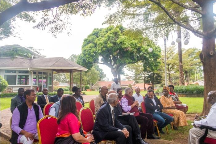 President Uganda Mr Yoweri Kaguta Museveni Bahubali Uganda Africa (23)