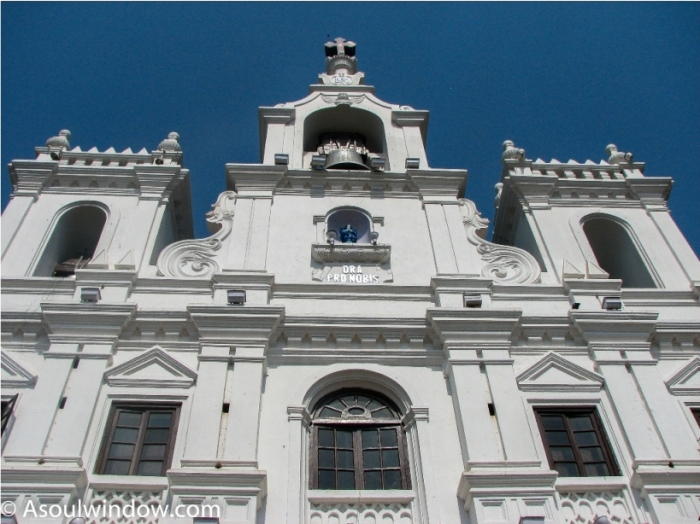 The Our Lady of the Immaculate Conception Church Panjim Top things to do Goa India Beach (2)
