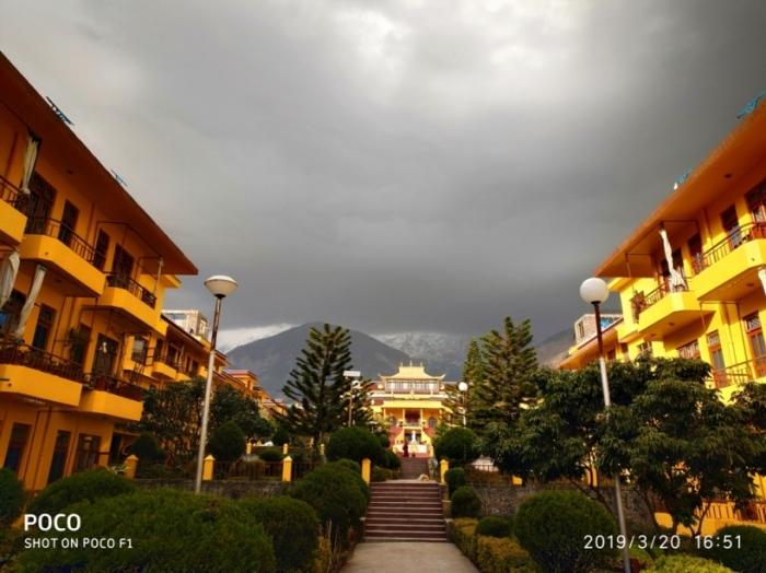 Gyuto Monastery Mcleodganj Dharamsala Himachal Pradesh India