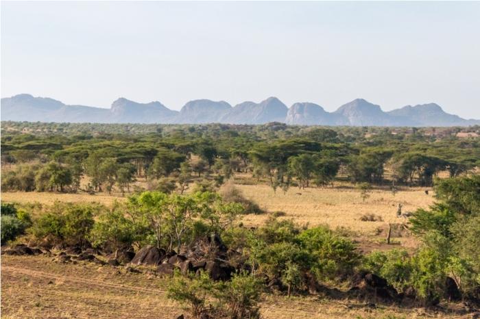 Landscape Kidepo National Park Uganda Africa (32)