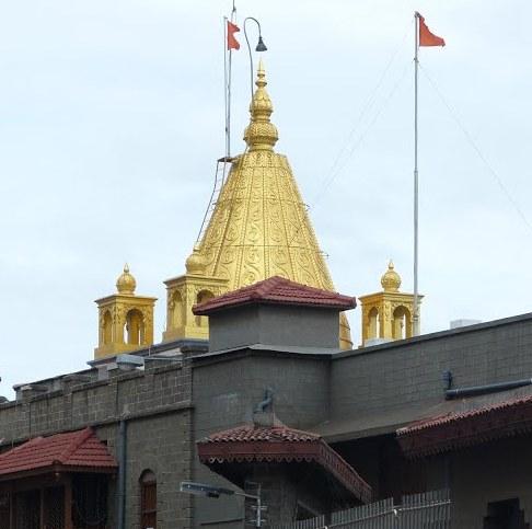 Maharashtra Sai_baba_samadhi_mandir_
