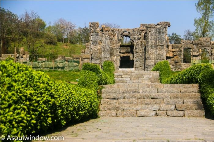 Martand Hindu Sun Temple Mattan Anantnag Srinagar Jammu and Kashmir India (1)