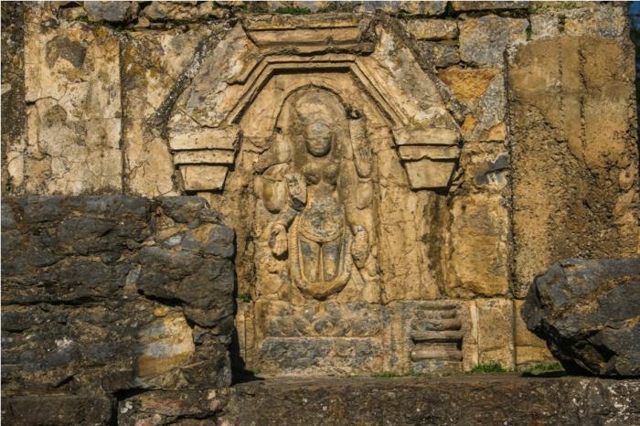Martand Hindu Sun Temple Mattan Anantnag Srinagar Jammu and Kashmir India (16)