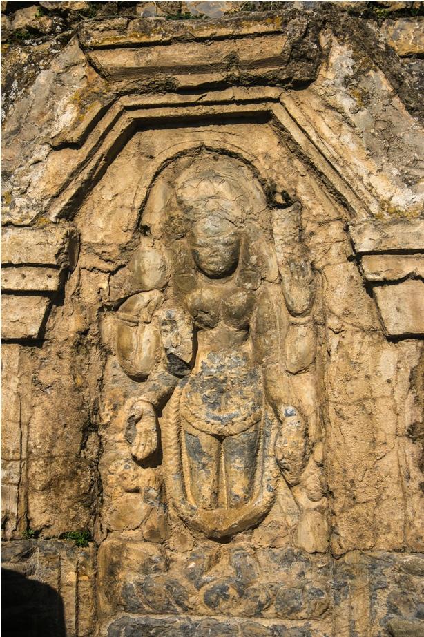 Martand Hindu Sun Temple Mattan Anantnag Srinagar Jammu and Kashmir India (19)