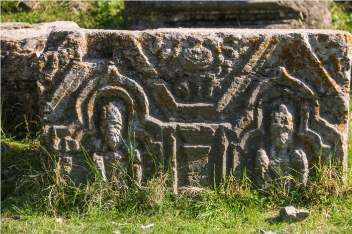 Martand Hindu Sun Temple Mattan Anantnag Srinagar Jammu and Kashmir India (21)