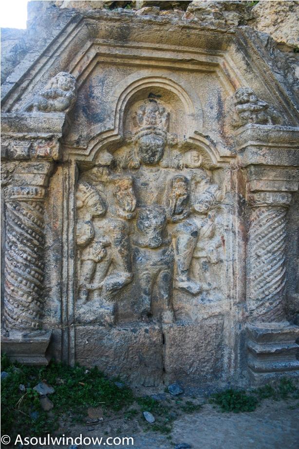 Martand Hindu Sun Temple Mattan Anantnag Srinagar Jammu and Kashmir India (24)