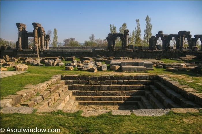 Martand Hindu Sun Temple Mattan Anantnag Srinagar Jammu and Kashmir India (34)
