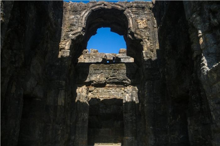 Martand Hindu Sun Temple Mattan Anantnag Srinagar Jammu and Kashmir India (7)