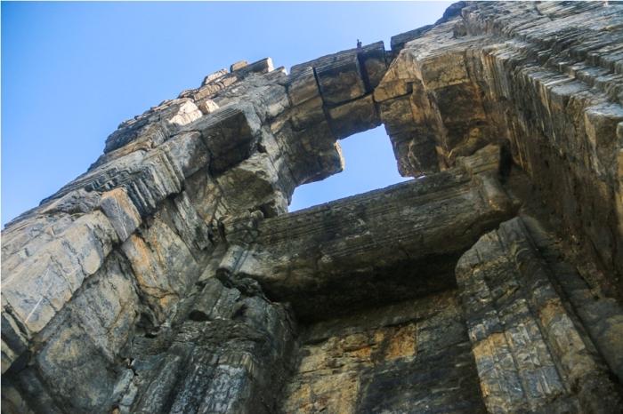 Martand Hindu Sun Temple Mattan Anantnag Srinagar Jammu and Kashmir India (9)