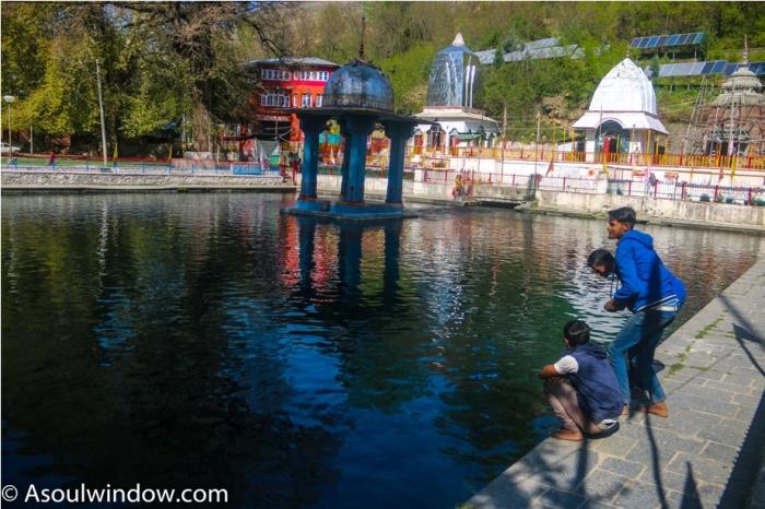 Martand Surya Mandir Sun Temple Mattan Kashmir