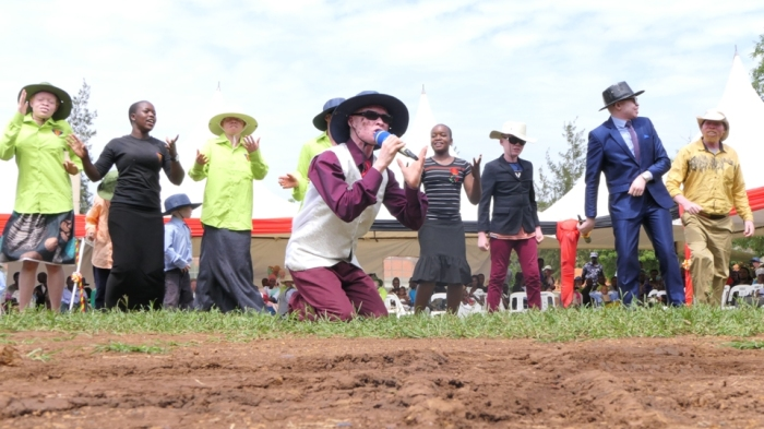 SNUPA Band using music to change perception on albinism (2)