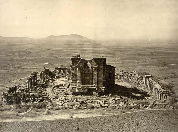 Sun temple Martand Mattan Kashmir