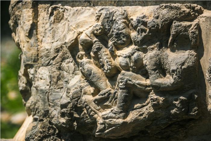 AVANTISWAMIN TEMPLE Avantipura Srinagar Hindu Kashmir (13)