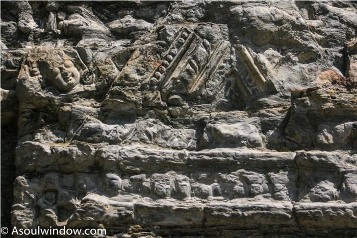 AVANTISWAMIN TEMPLE Avantipura Srinagar Hindu Kashmir (14)