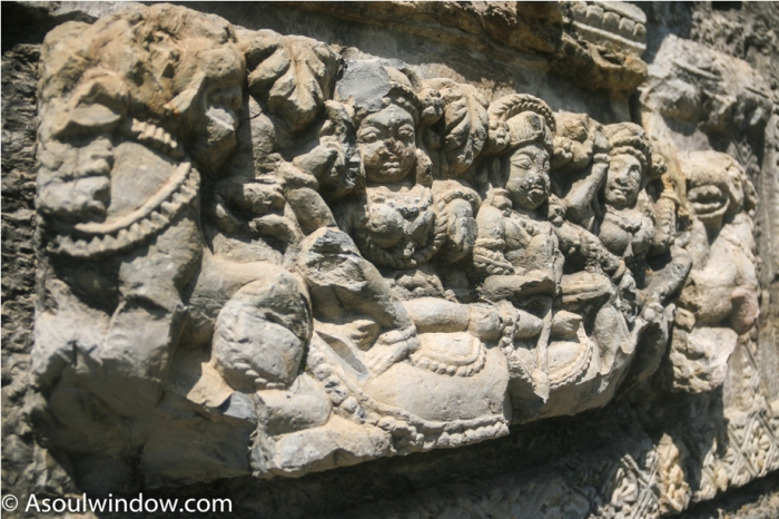 AVANTISWAMIN TEMPLE Avantipura Srinagar Hindu Kashmir (19)