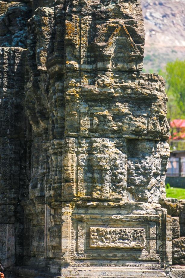 AVANTISWAMIN TEMPLE Avantipura Srinagar Hindu Kashmir (2)