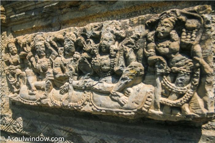 AVANTISWAMIN TEMPLE Avantipura Srinagar Hindu Kashmir (20)