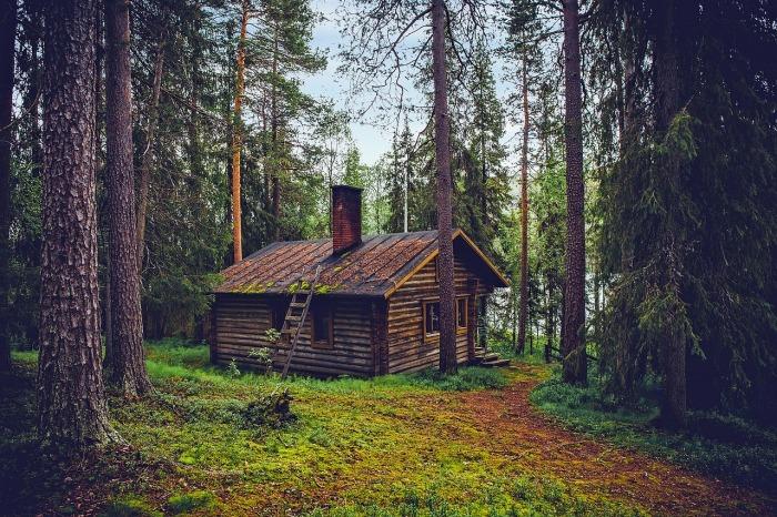 Finland log-cabin-1886620_1280