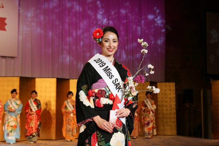 Sae haruta_Miss Sake 2019