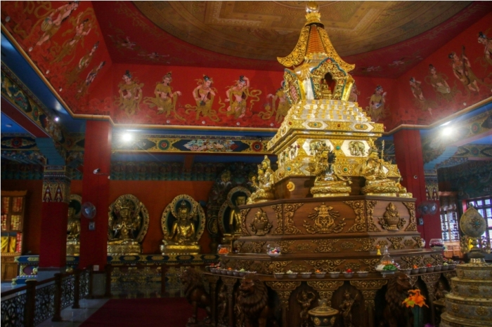 Namdroling Nyingmapa Tibetan Monastery Coorg Kodagu Madikeri Karnataka India (5)