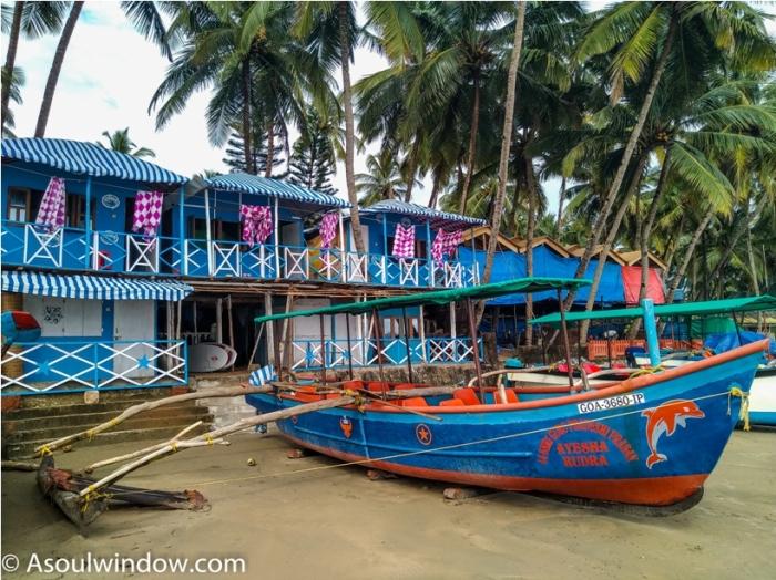 Coco Beach Hut Palolem Patnem Beach south Goa India (8)