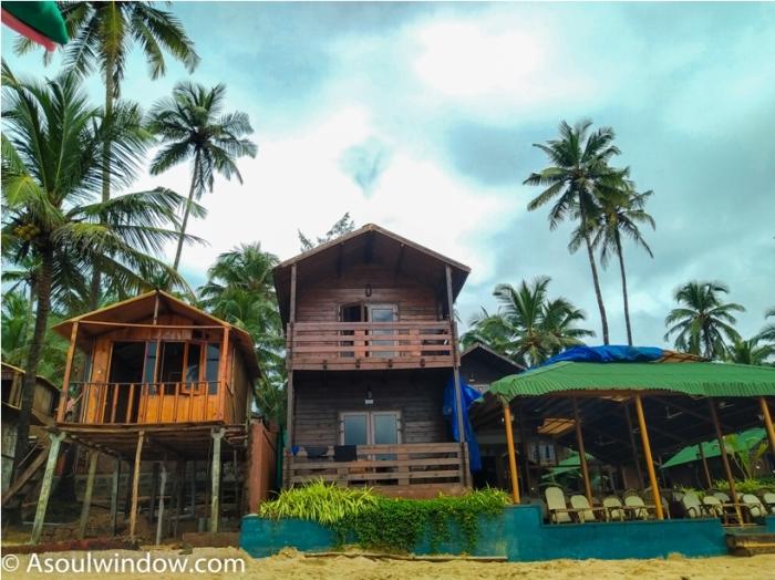 Palolem Patnem Beach south Goa India Coco Beach Hut (2)