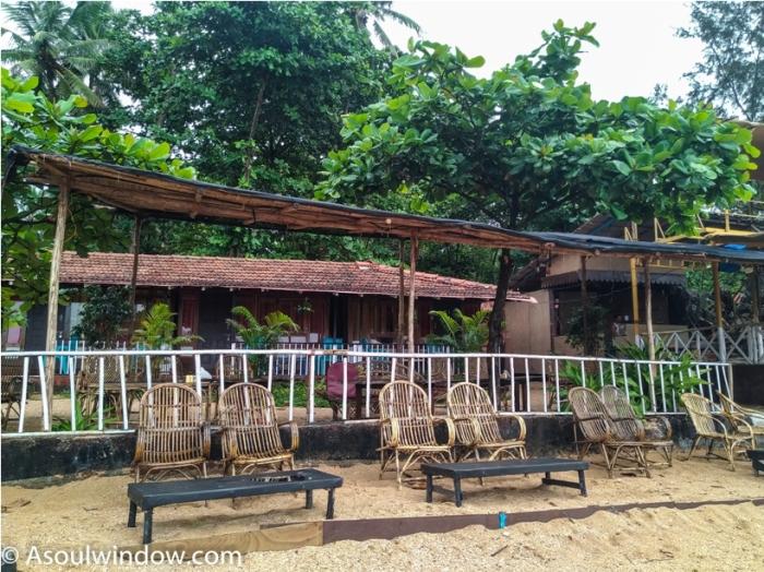 Palolem Patnem Beach south Goa India Coco Beach Hut(1)